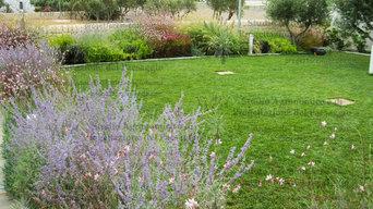 Giardini per case vacanze