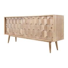 Scarpa Oak Sideboard