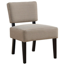 Transitional Armchairs And Accent Chairs by HomeRoots