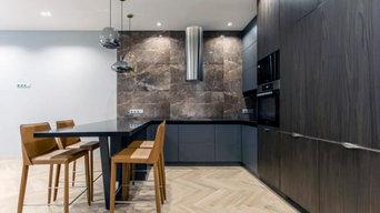 Дизайн-проект квартиры 72 м²