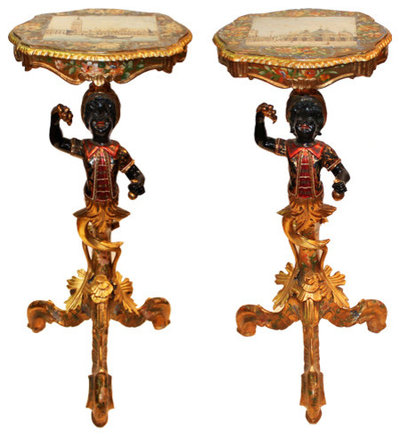 Traditional Side Tables And End Tables by C. Mariani Antiques, Restoration & Custom
