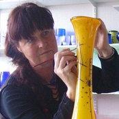 Helén Tapper - glaskonstnär och formgivare's photo