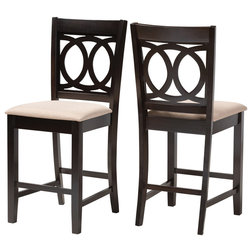 Transitional Bar Stools And Counter Stools by Baxton Studio