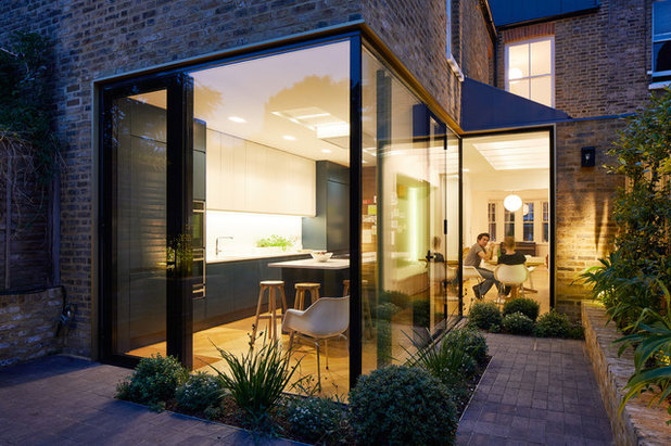 Contemporary Exterior by R2 Studio Architects