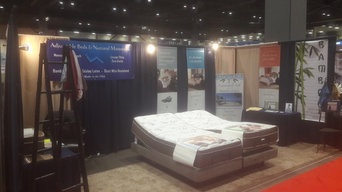 Our Booth at the Home Show