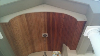Exterior Arched Ceiling