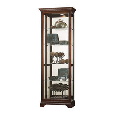 50 Most Popular Curio Cabinet for 2018 | Houzz