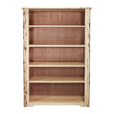 63 in. Bookcase with Adjustable Shelves