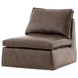 Contemporary Armchairs And Accent Chairs by The Khazana Home Austin Furniture Store