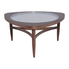 Andrew Clear Coffee Table