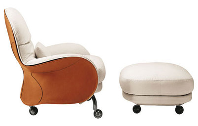On Trend: 8 European Chairs and Sofas for Ubercomfort
