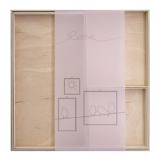Rosa Picture Frames, Set of 3