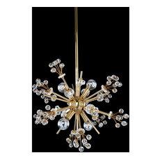 Allegri 11631-018-FR001 Mini Pendants 18K Gold Plated Steel Constellation