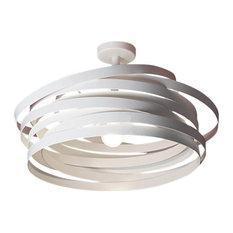 Chantal Ceiling Lamp, White