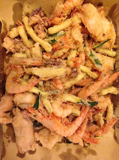 Условия приготовления блюд из рыбы