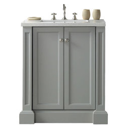 Transitional Bathroom Vanities And Sink Consoles by Legion Furniture