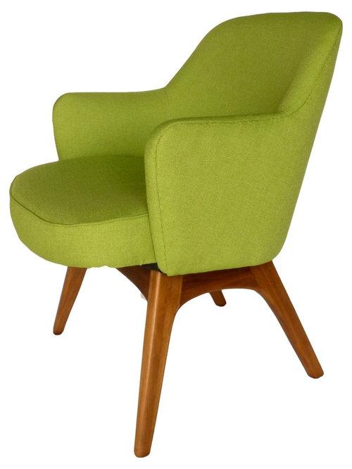 Ordinaire Vintage Knoll Style Arm Chair Office Chair