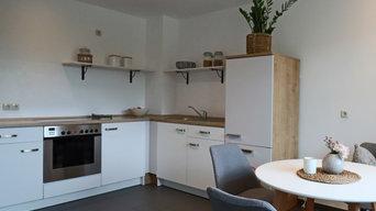 Esszimmer/Küche | Nachher