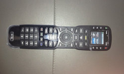 After we left. Our client now had a single universal remote along with a cheat s