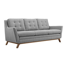 Modway Beguile Fabric Sofa