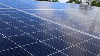 Pacific Paradise Solar Installation