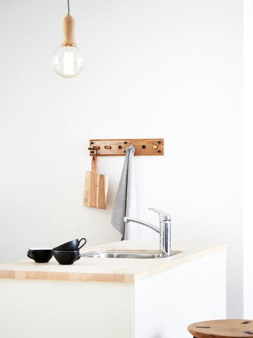 Moodboard 1X6 oak - Møbler til køkken & spisestue