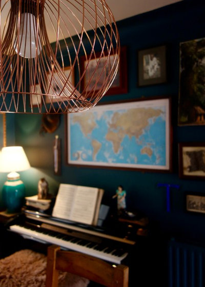 Eclectic  by Making Spaces