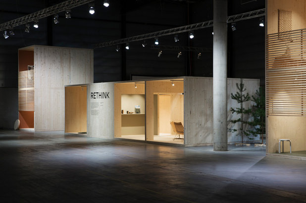 Rethink Exhibit at Oslo Design Fair