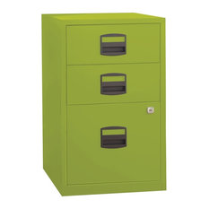 Green Metal Filing Cabinets | Houzz