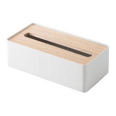 Rin Tissue Case, Beige