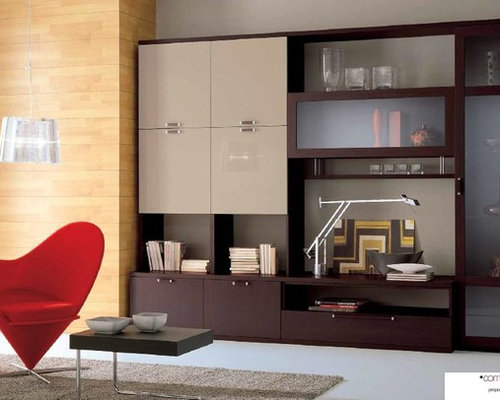 contemporary wall units for living room. contemporary wall unit compongo 504w - $2,099.00 products units for living room