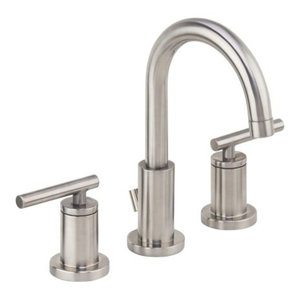 Miseno Ml1343 Mia Widespread Bathroom Faucet With Pop-Up Drain Assembly