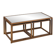 Thalia 3-Piece Nested Cocktail/End Tables Set