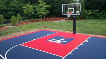 Best 15 Backyard Sport Court Builders In Baltimore Md Houzz