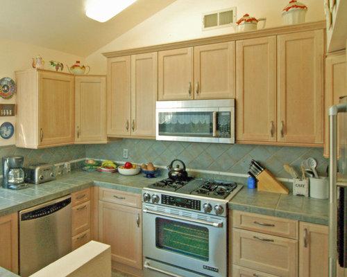 Ash sapwood floor kitchen design ideas remodels photos for Kitchen cabinets zelienople pa