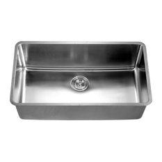 Dawn Undermount Single Bowl Sink