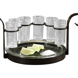Transitional Shot Glasses By Bliss Home amp Design