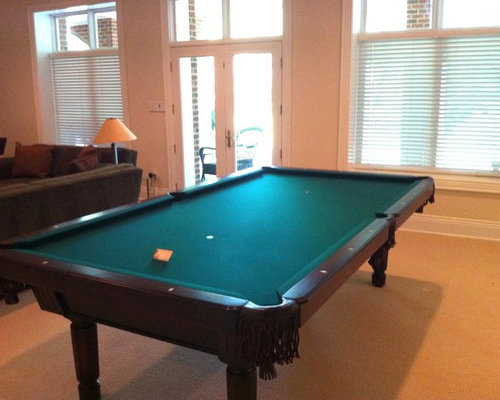 Michigan Made Custom Pool Tables   Products