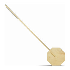 Gingko Octagon One Desk Lamp, Maple Octagon One Desk Lamp