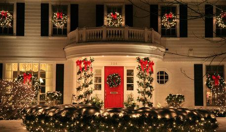 A Holiday Lighting Pro Talks Nets, Ladders and Seasonal Spirit