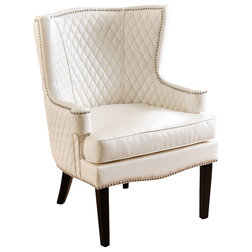 Transitional Armchairs And Accent Chairs by Abbyson Living