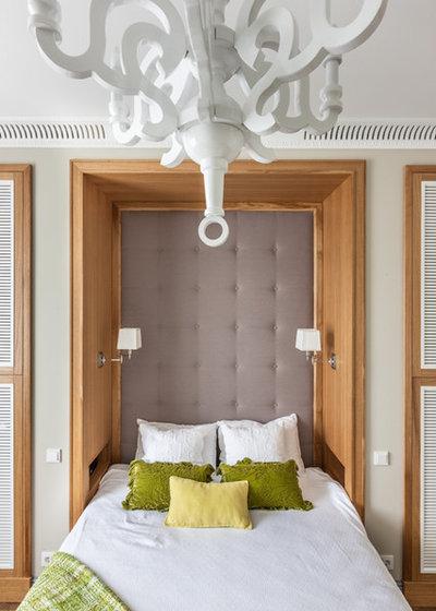 Современный Спальня by Msk Interior