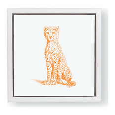 """""""WILD CHILD-Cheetah"""" by John Banovich Limited Edition Giclee, Canvas, 16"""