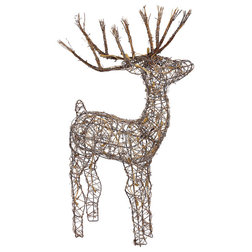 Contemporary Outdoor Holiday Decorations by Alpine Corporation