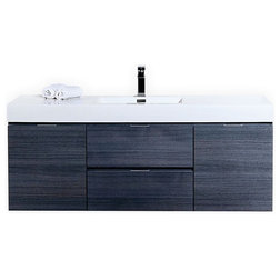 Contemporary Bathroom Vanities And Sink Consoles by SBM