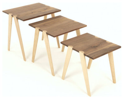 Popular Side Tables And End Tables Prudence Nesting Tables