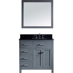 Transitional Bathroom Vanities And Sink Consoles by Virtu Usa Inc.