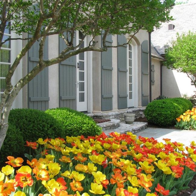 Colonial Hills Fayetteville Ar Landscape Architects