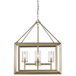 Good Transitional Chandeliers by Lampclick