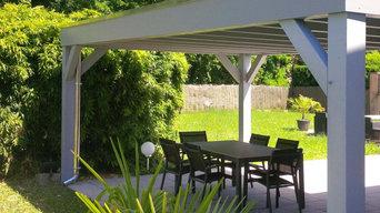 Auvent terrasse Varennes
